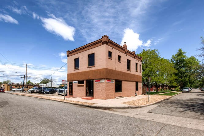 Denver office with prime location has sold - 77 E Vassar Ave