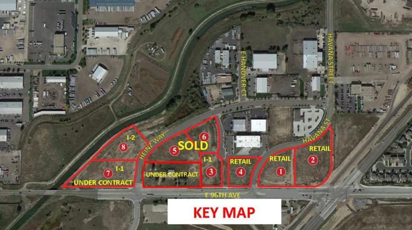 Three Lots Sold in the Mountain View Industrial Park