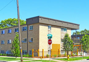 Five Points Neighborhood's Olive Tree Apartments Sells for $3,500,000