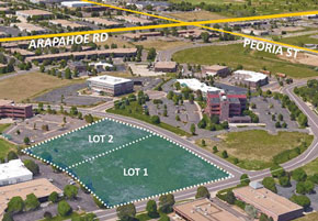 3.86 Acre Development Site in Centennial Sells for $620,000