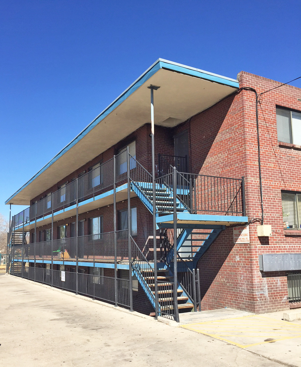 Denver Apartment Locator: Central Denver Apartments Acquired For $2,350,000; 14