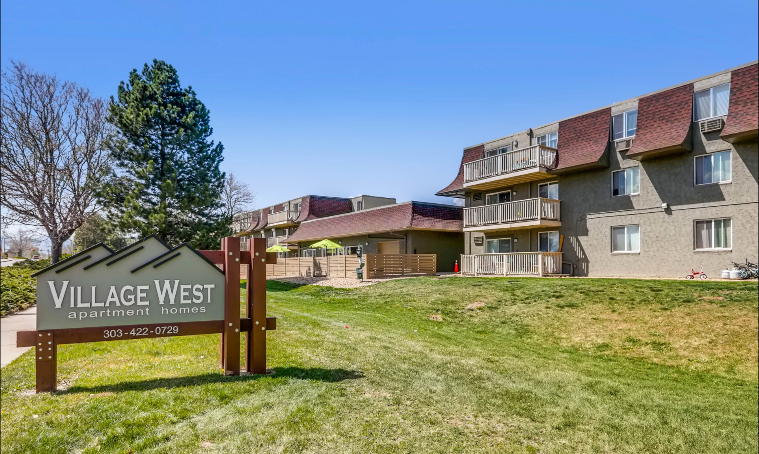 Village West Apartments Acquired For $10,825,000 Greystone Unique Apartment  Group Represents Purchase Of 58 Unit Asset