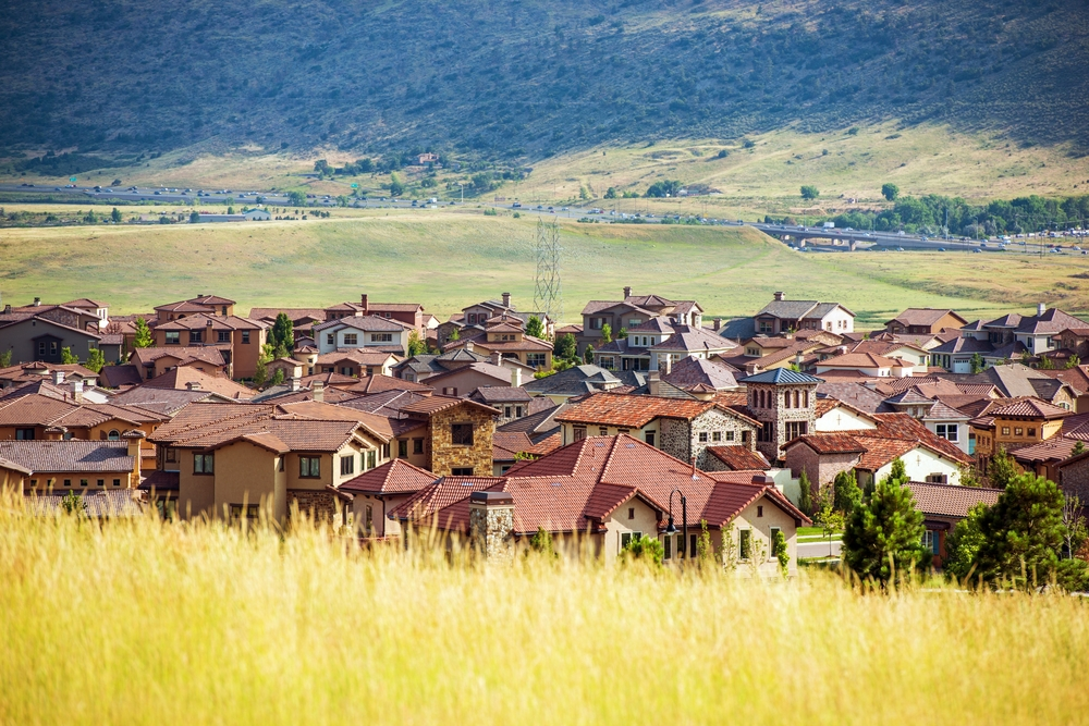 land sales & brokerage in Denver