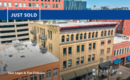 Just Sold – Peters Paper Building