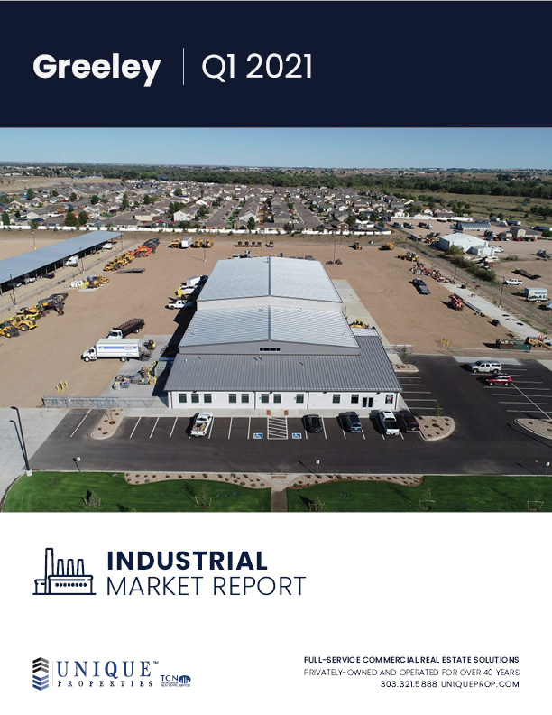 Market Report Covers – Greeley Industrial